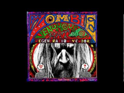 New Rob Zombie-Dead City Radio And The New Gods Of Supertown