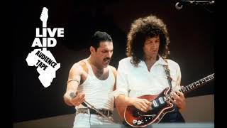 Queen Live At Live Aid July 13th 1985 Audience Recording