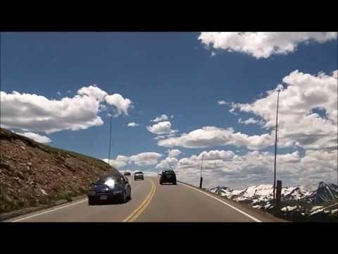 Trail Ridge Road: Rocky Mountain National Park (US 34 Colorado)