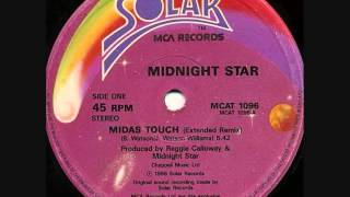 "Midnight Star - Midas Touch (Dj ""S"" Bootleg Extended Dance Re-Mix)"