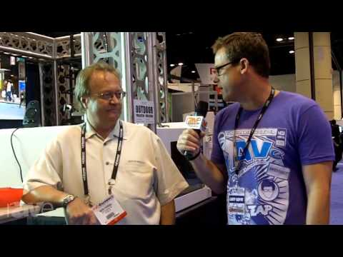 Display Devices Founder Mervin Perkins Talks to Gary Kayye about the AV Industry