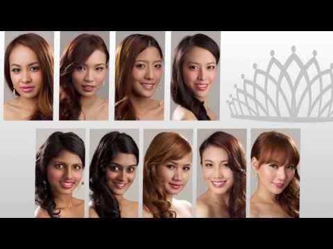Miss Malaysia Tourism 2013 reality TV show (Trailer)