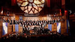 Glory Hallelujah to the Newborn King - University Choir