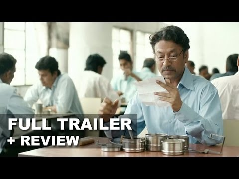 The Lunchbox Official Trailer + Trailer Review : HD PLUS