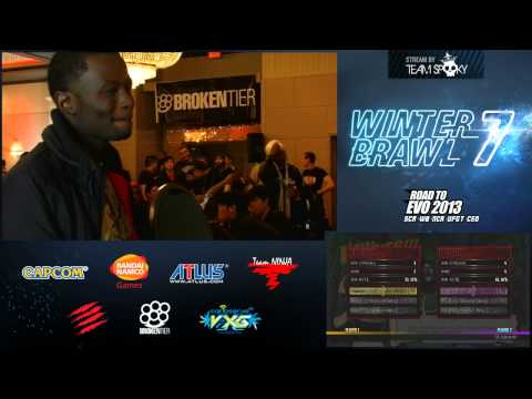 UMVC3 Sexiest Dudes Alive vs Dragonball Breakfast Club & Brokentier! vs Team Midtier - WB 7
