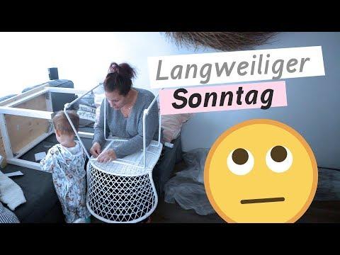 Langweiliger Sonntag / kleines Haus Update / 06.01.19 / FRAU_SEIN