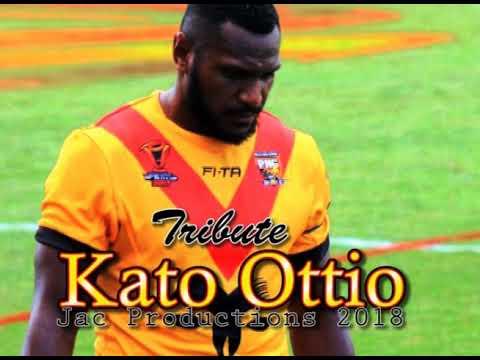 Kato Ottio - Tribute Song (New 2018)