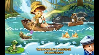 Baby Play Memory Match & Puzzle Game - Row Your Boat TabTale