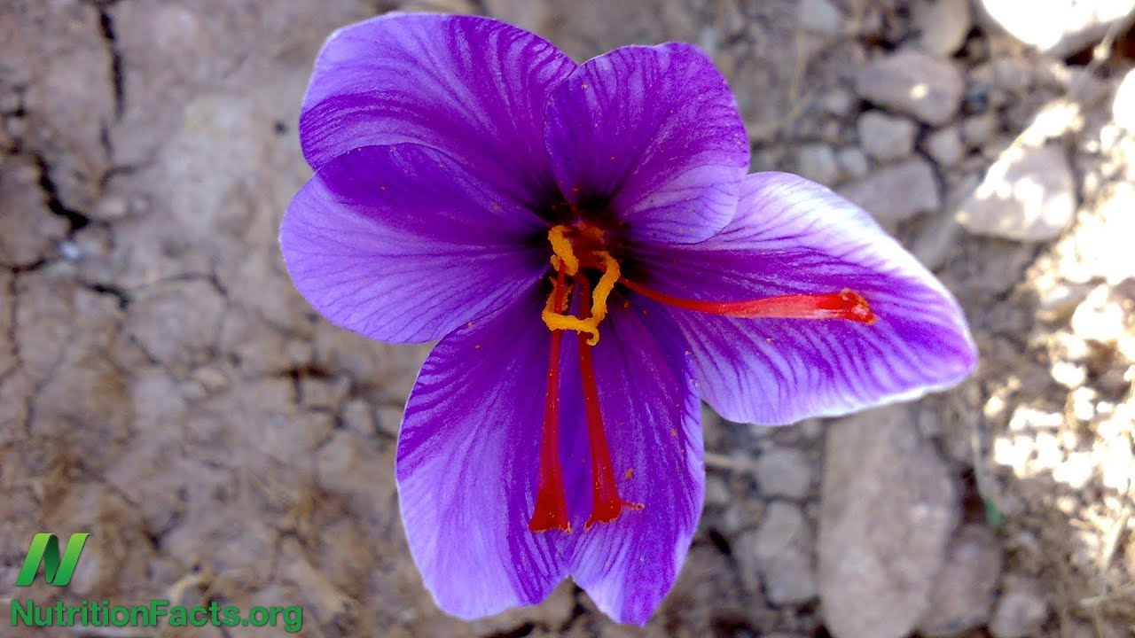 Wake Up and Smell the Saffron