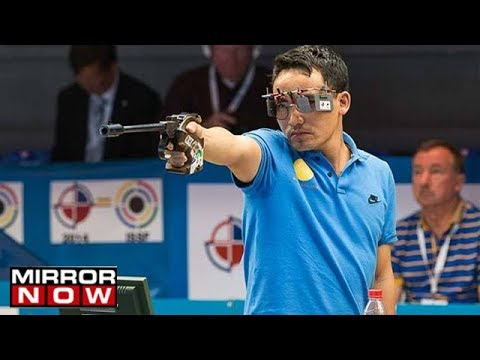 Jitu Rai Wins Gold For India In 10M Air Pistol Event In Commonwealth Games 2018
