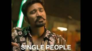 Whatsapp status single