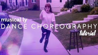 HOW TO MAKE A BOMB DANCE MUSICAL.LY + DANCE CHOREO TUTORIAL