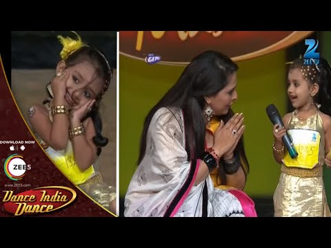DID Lil Masters - Mumbai Auditions - Yashvi Rawal hawa hawai...