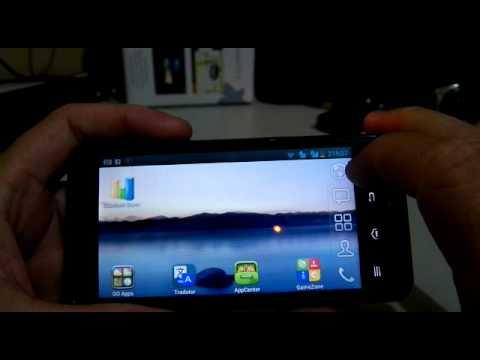 Motorola ATRIX TV XT687 Dual Chip com TV Digital. Tela de 4