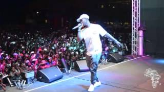 eMTee Performing Roll Up at Major League Gardens