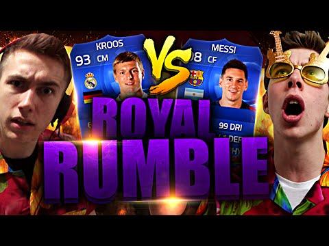 Royal Rumble Toty Edition | Miniminter Vs Calfreezy video