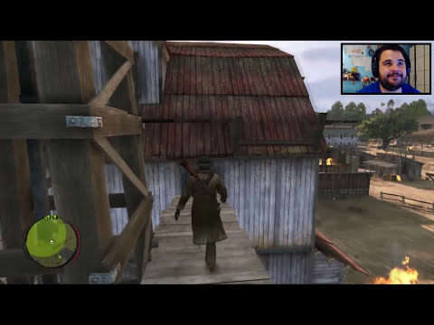 Undead Nightmare - 5° : No il Ranch noooooooooo !