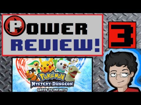 Power Review - Pokemon Mystery Dungeon: Gates to Infinity!