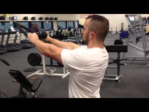 Great Exercise for Shoulder Health and Posture - Do This Every Workout!