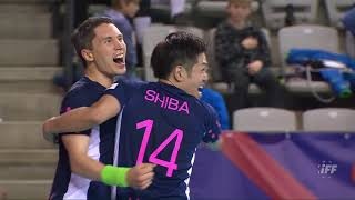 2018 Men's WFC - POL v JPN Highlights