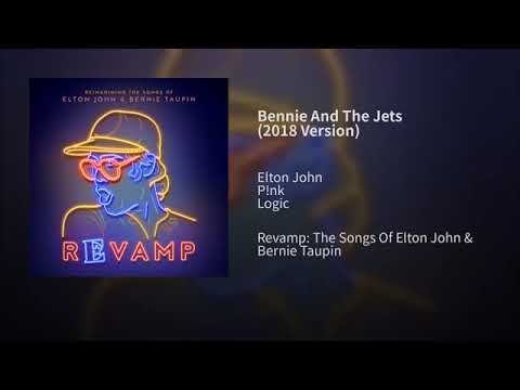 Logic, Elton John and P!nk - Bennie And The Jets (2018 Version)