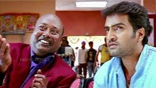 Santhanam Comedy Scenes | Santhanam Super Comedy | Ganja Karuppu | Lollu Sabha Manohar