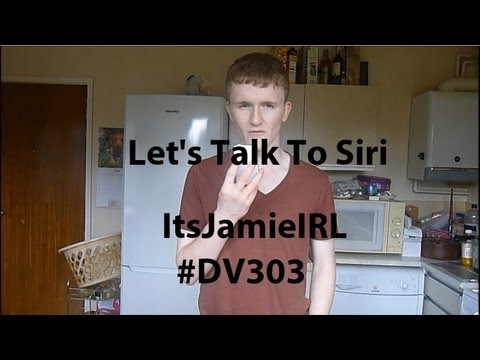 Let's Talk To Siri #7 | North Korea | ItsJamieIRL | Daily Vlog #303