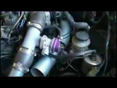 Ford Probe LX Supercharged 3.0 V6 Vulcan  Eaton M90 PART 2