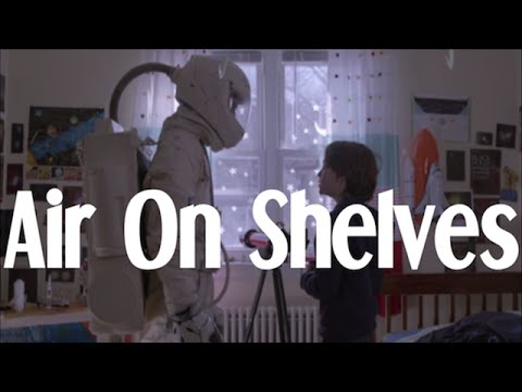 """""""Air On Shelves"""" ESRA New York"""
