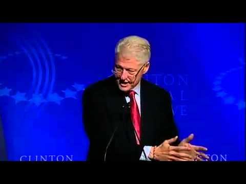 President Clinton & the Fir Tree Philanthropies