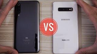 Xiaomi Mi 9 vs Samsung S10 Plus - Speed Test!