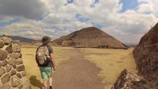 Mexico Travel Tour 2017 - Xiaomi Yi 4k