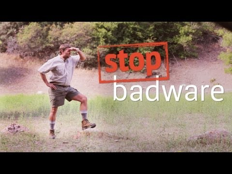 How to Stop Badware