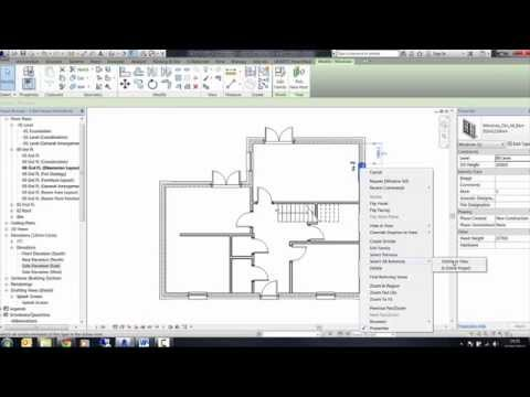 GRAITEC PowerPack for Autodesk Revit - Window Sill Height and Opening Tag