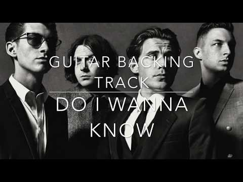 Do I Wanna Know (Arctic Monkeys) || Guitar Backing Track (VOCALS, Bass, Drums) MP3