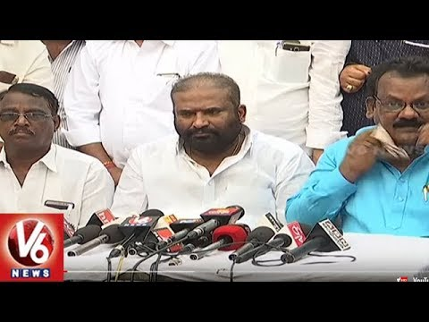 TSRTC Unions To Go On Strike From June 11 Over Salary Hike | V6 News