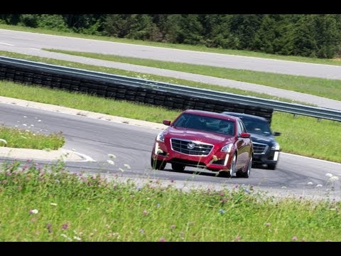 2014 Cadillac CTS V-Sport: A day with the CTS V-Sport in Michigan