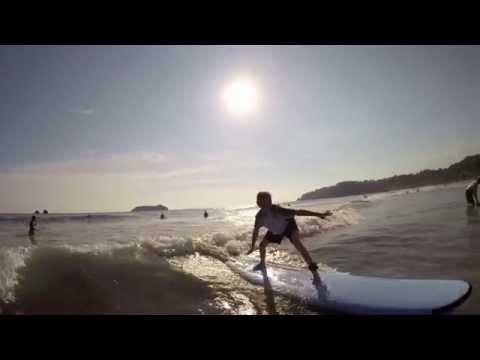 Costa Rica Family Vacation 2014 GoPro Hero 3+ HD