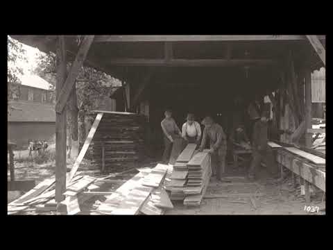 Early Years in Angwin: 1909 to 1930
