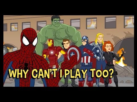 Spider-Man Joins the Avengers!!?? - The Cutting Room
