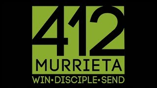 412 Church Murrieta Announcements for the Week of December 16 2018