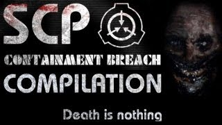 BEST SCARES-SCP Containment Breach Compilation Reaction Video! -