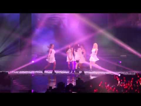 160131 iKON iKONCERT [SHOWTIME TOUR] IN SEOUL Jinhwan Me Gustas Tu fancam
