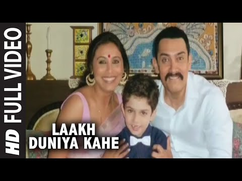 Laakh Duniya Kahe Talaash Full  Song  Aamir Khan, Kareena Kapoor, Rani Mukherjee