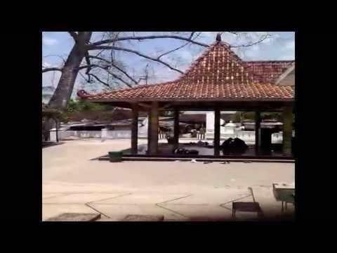 Makam Syeh Jangkung Saridin Wali Nyentrik Asal Pati video