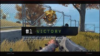 Call of Duty®: Black Ops Blackout Quad win #7 12/11/18 got carried again!!!!!!