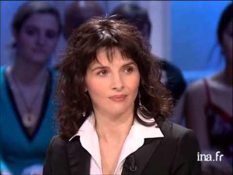 Juliette Binoche (première partie) - Archive INA