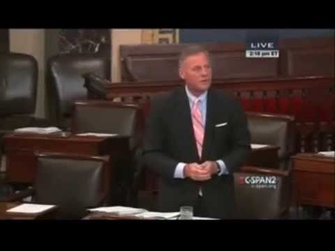 Senator Burr's Floor Speech on Robert McDonald's Nomination