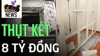 Chủ căn hộ người Hàn Quốc bị 'thụt' két lấy mất hơn 8 tỷ đồng ở Hà Nội | Sen Vàng News