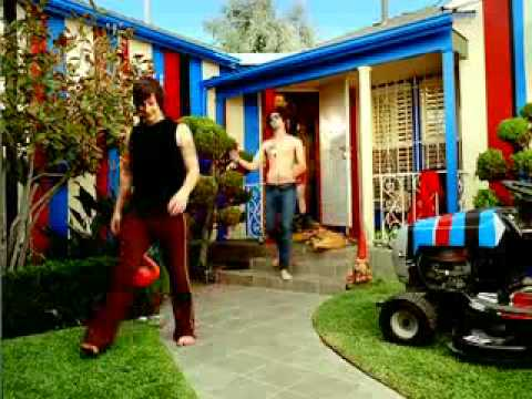 Gives you hell The All-American Rejects (Official Music Video)